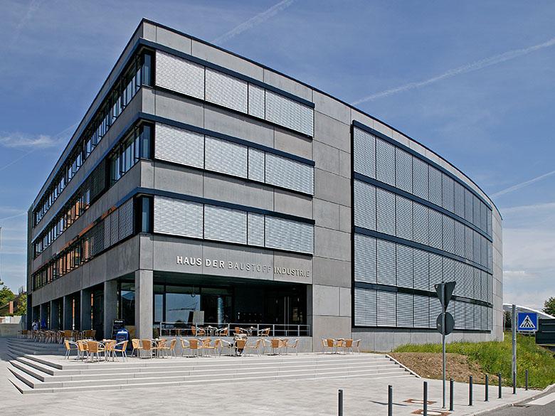 Haus der Baustoffindustrie - Stuttgart-Ostfildern