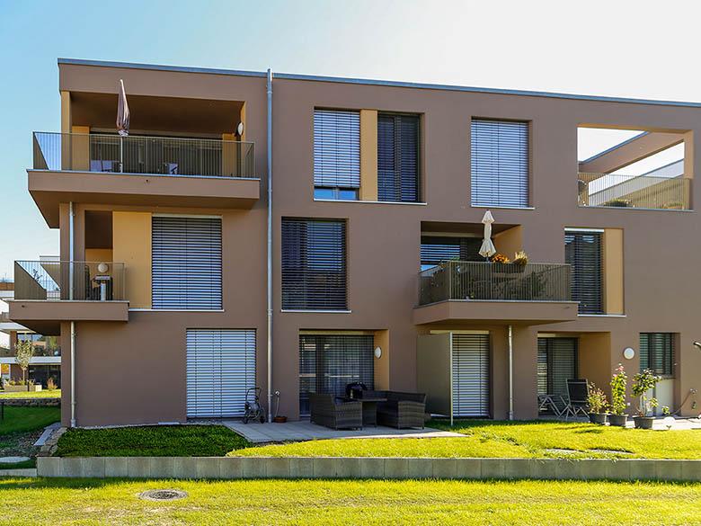 4 Mehrfamilienhäuser - Elchingen - Firma Casa Nova