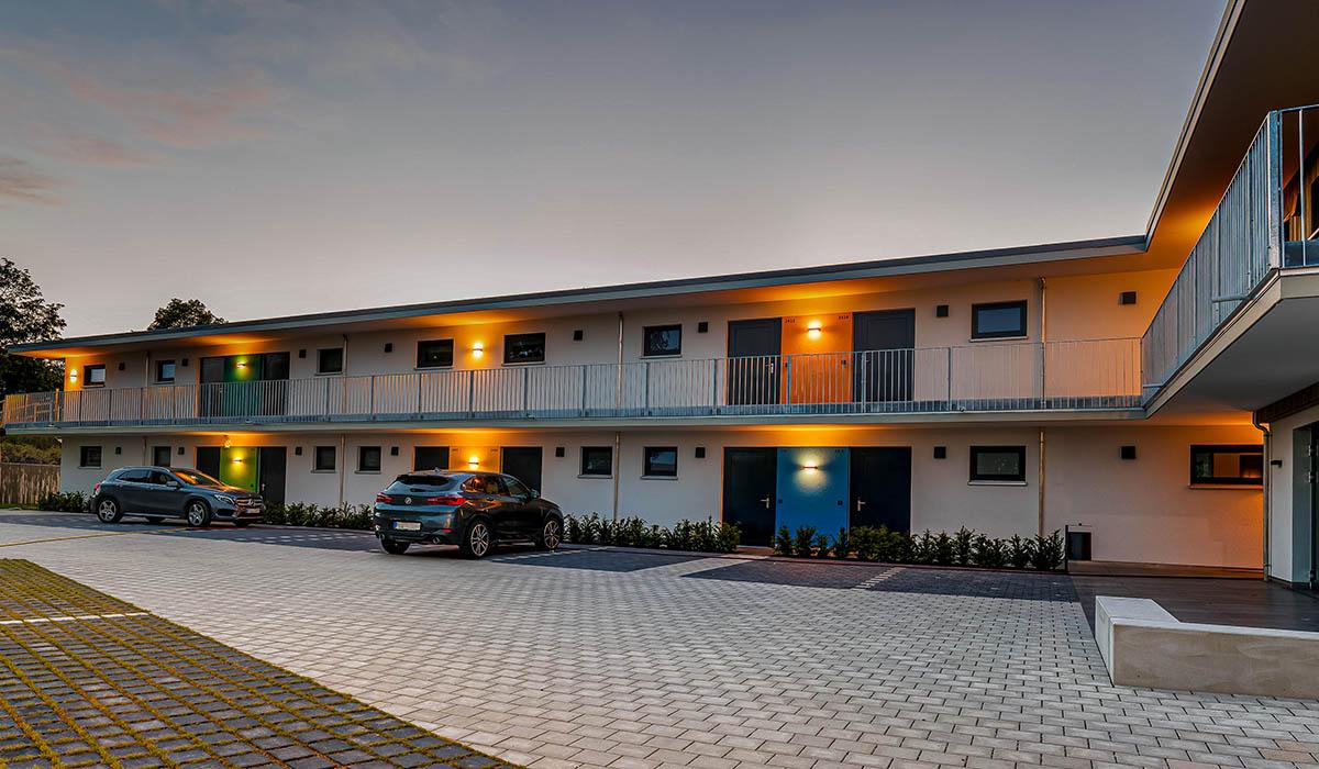 Boarding-House T24 – Bad Wurzach