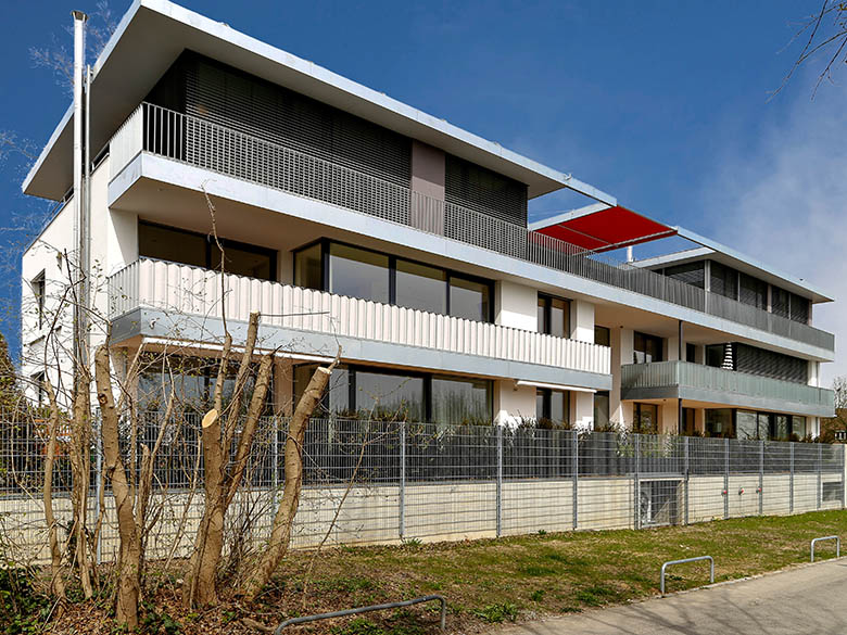 Mehrfamilienhaus - Ulm - Firma Casa Nova