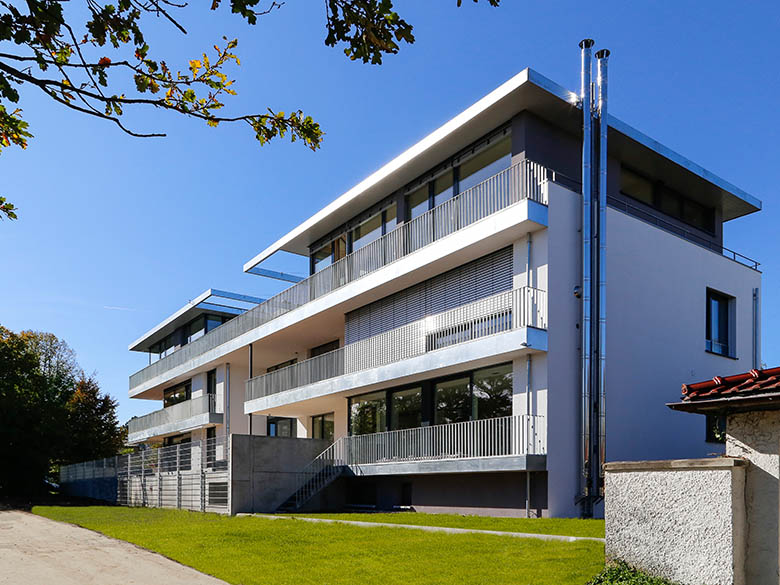 Mehrfamilienhaus – Ulm – Firma Casa Nova