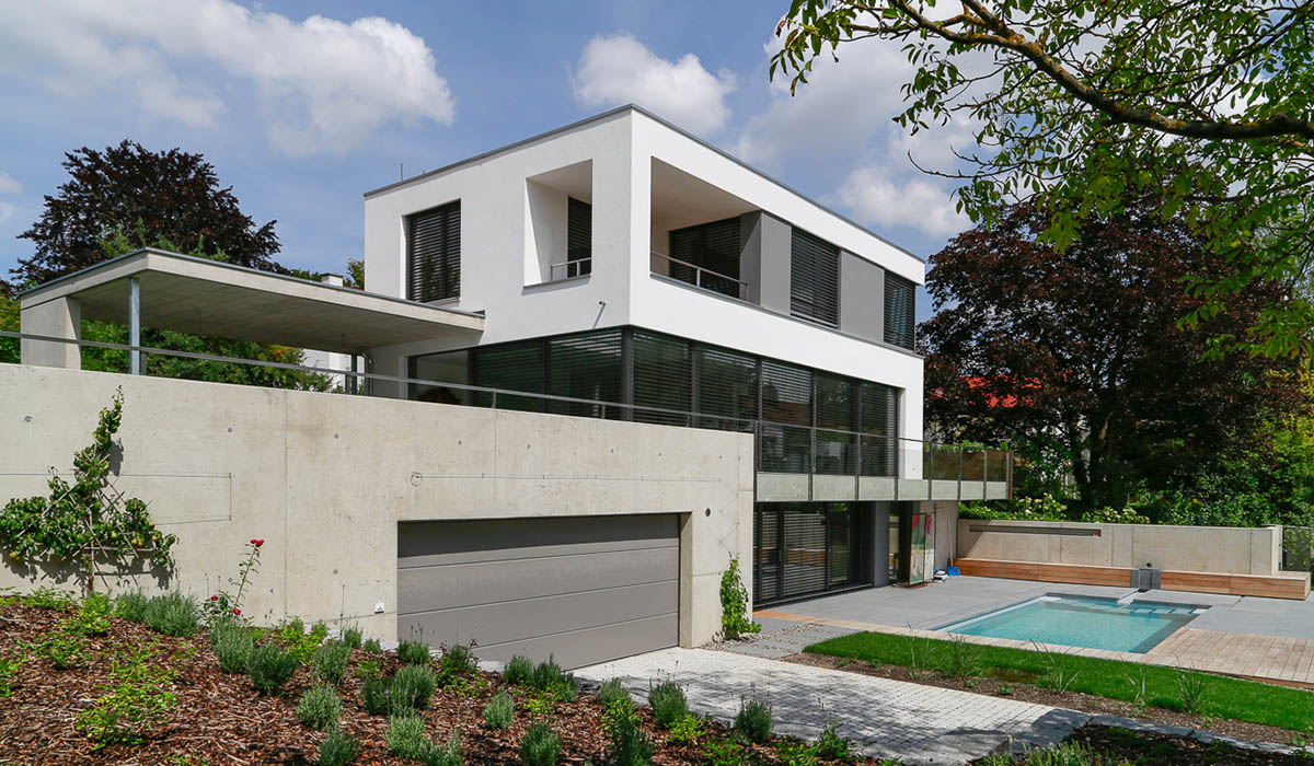 Wohnhaus – Firma Casa Nova