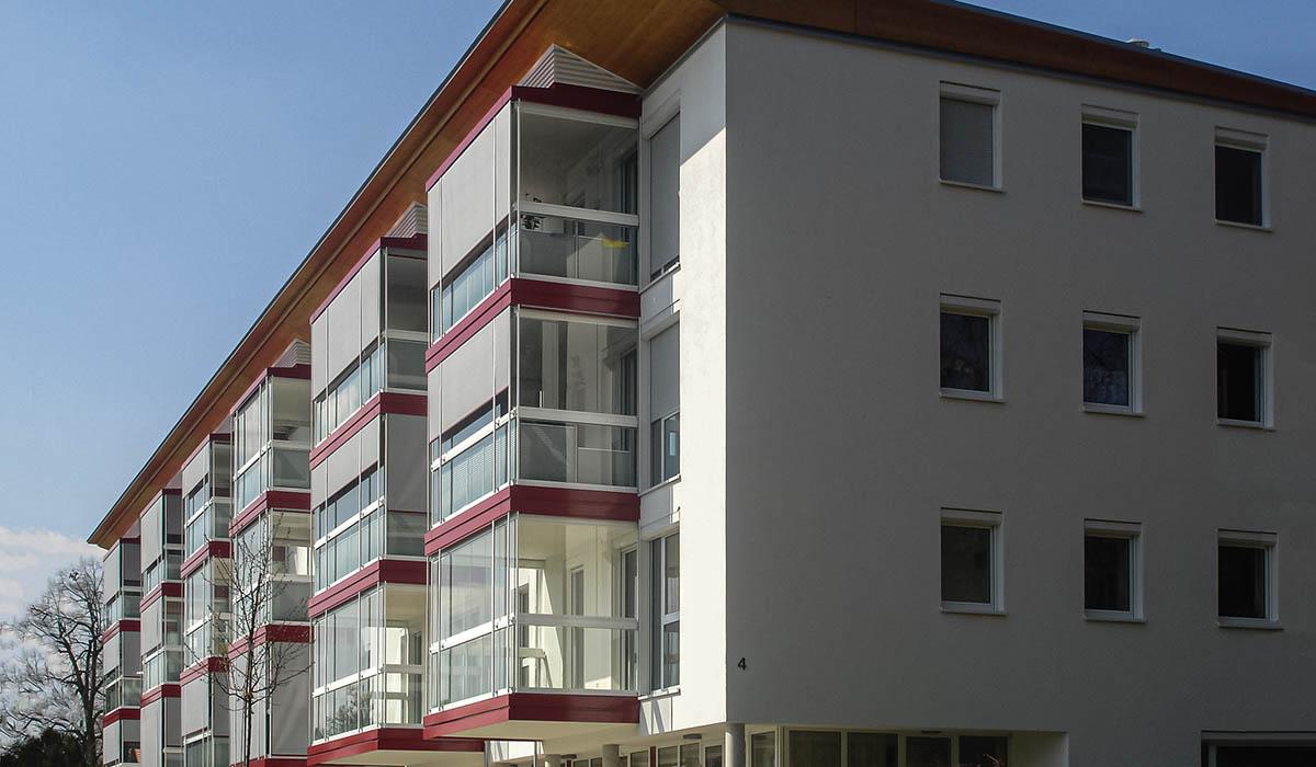 Pflegeheim Wohnpark am Jordanbad, Biberach