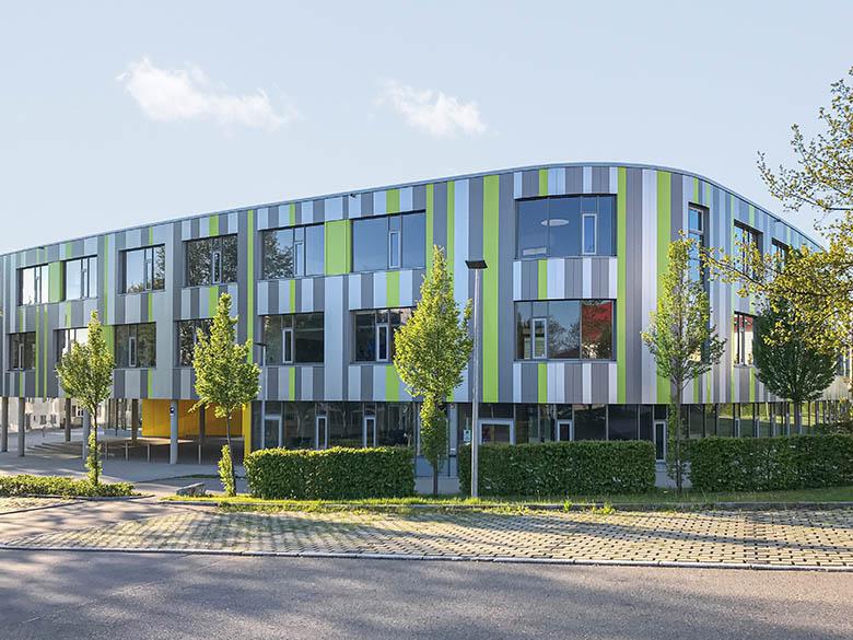 Stadt Laupheim - Erweiterung Ganztagesschule