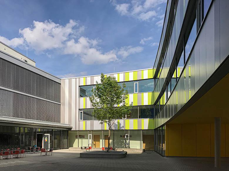 Stadt Laupheim – Erweiterung Ganztagesschule