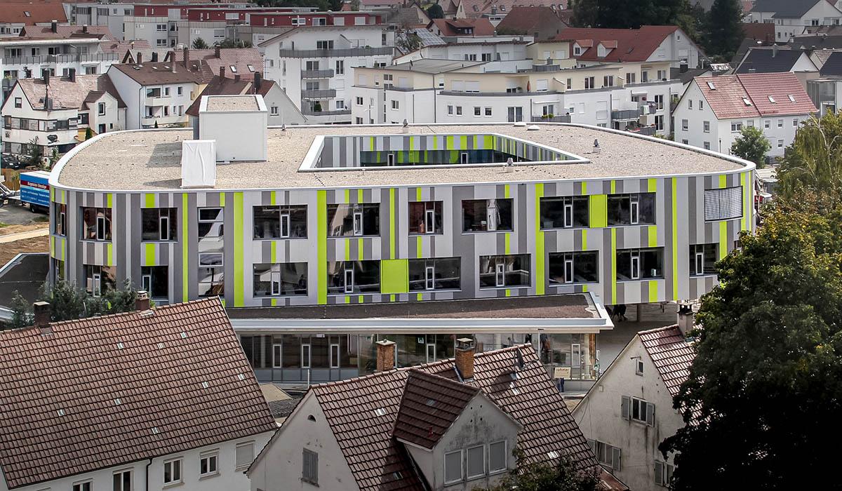 Neubau Schule Laupheim